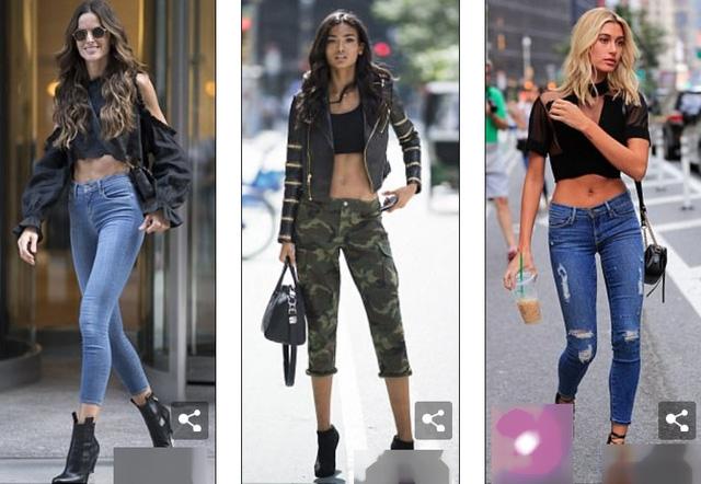 Từ trái qua: ;Izabel Goulart, Kelly Gale và Hailey Baldwin đi casting cho Victoria's Secret fashion show ngày 22/8 vừa qua tại New York