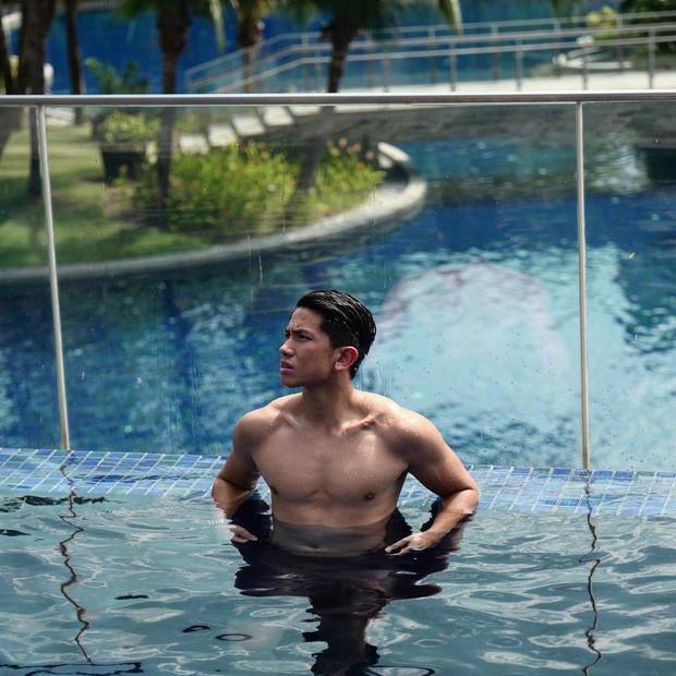 Hoang tu Brunei dien trai 'gay bao' khi tham gia SEA Games hinh anh 8
