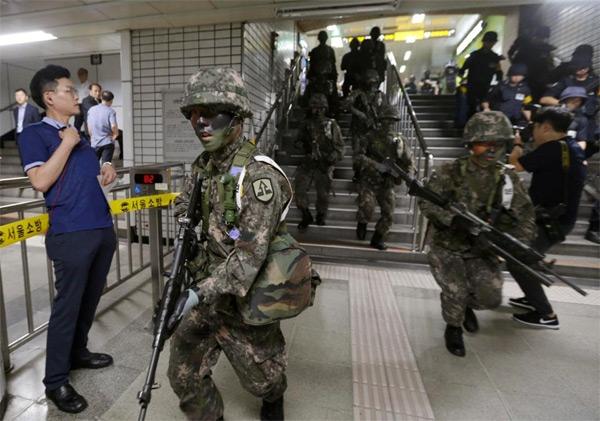 Mỹ, Anh, Triều Tiên, chư hầu, tình hình Triều Tiên mới nhất, căng thẳng Triều Tiên