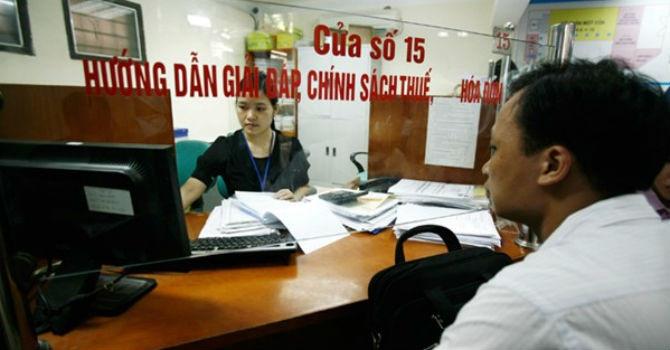 Nợ thuế của Hà Nội nhiều hơn 47 địa phương khác cộng lại