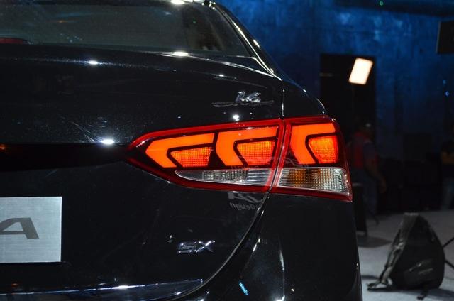 Phát thèm với xe chưa đến 300 triệu Đồng Hyundai Verna 2017 vừa ra mắt Ấn Độ - Ảnh 8.