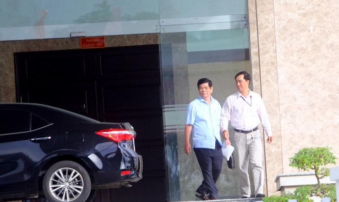 Tiến hành quy trình kỷ luật ông Nguyễn Phong Quang
