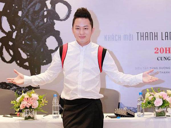 Được Phan Anh bênh vực, Tùng Dương mượn lời NSND Trung Kiên để