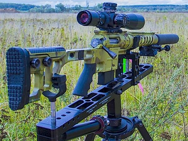 DVL-10 M2 Sát thủ gieo cái chết thầm lặng cho đối phương của quân đội Nga