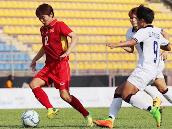 HLV tuyển nữ Thái Lan: