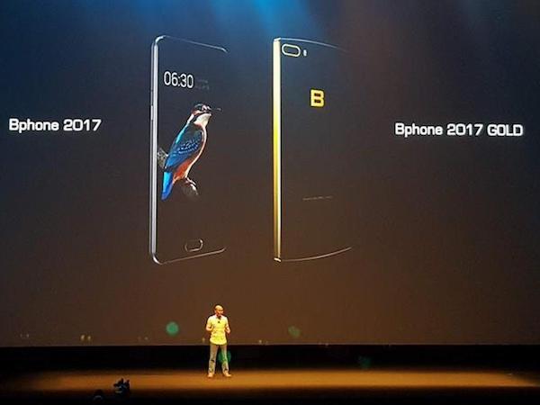 Ngay từ đầu Bkav định làm Bphone 2017 Gold cao cấp bán ở nước ngoài trước