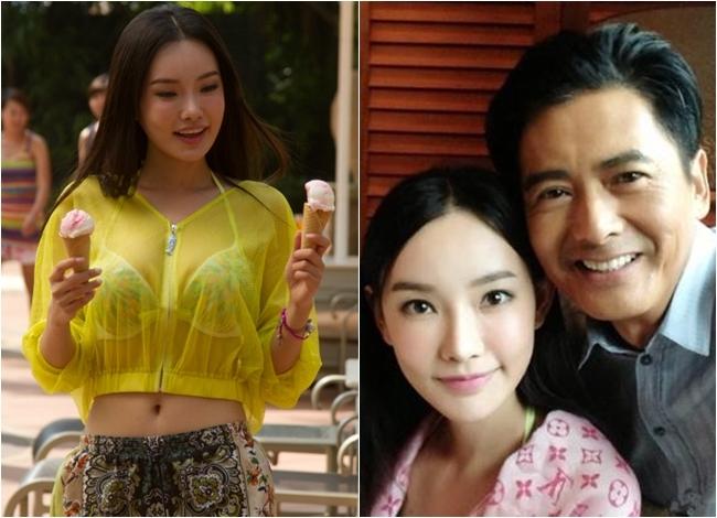 """con gai"" nong bong cua chau nhuan phat duoc ong trum phim 18+ san lung hinh anh 1"