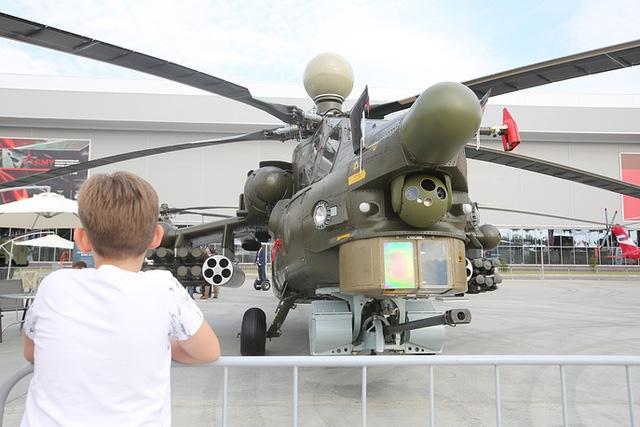 Trực thăng tấn công Mil Mi-28NE