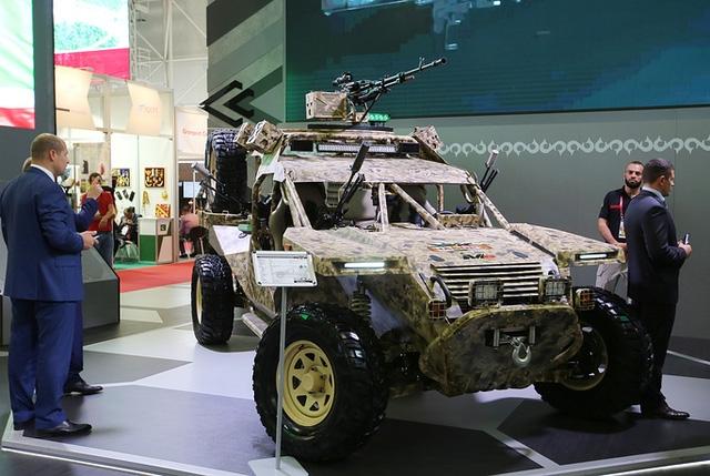 Xe quân sự Chaborz M-6