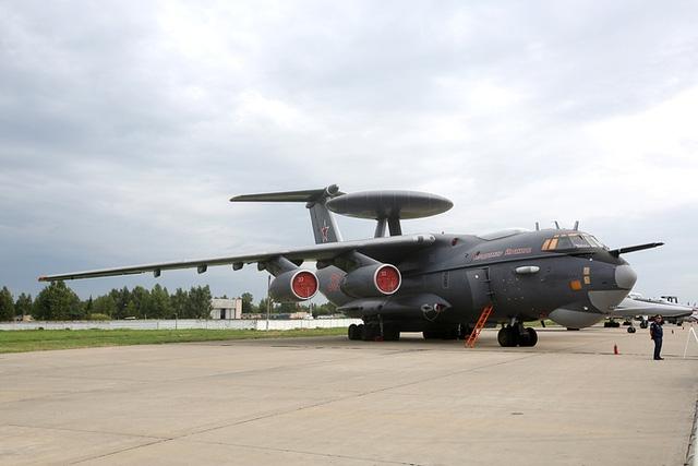 Máy bay chỉ huy cảnh báo sớm A-50