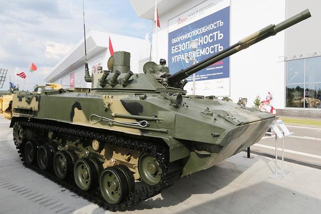 Xe chiến đấu đổ bộ BMD-4M