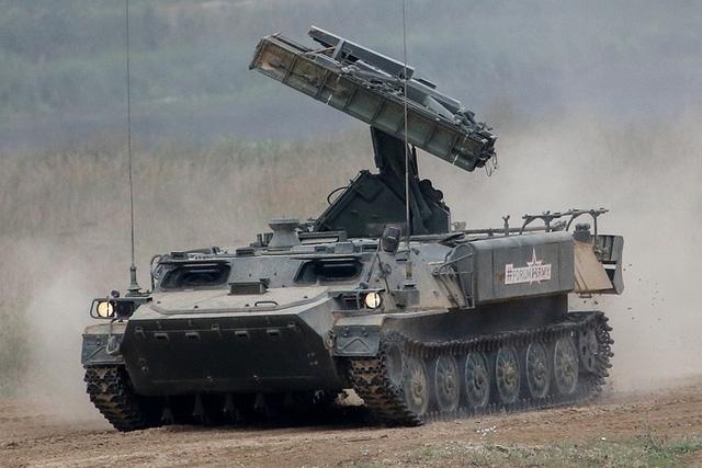 Hệ thống tên lửa phòng không Gyurza