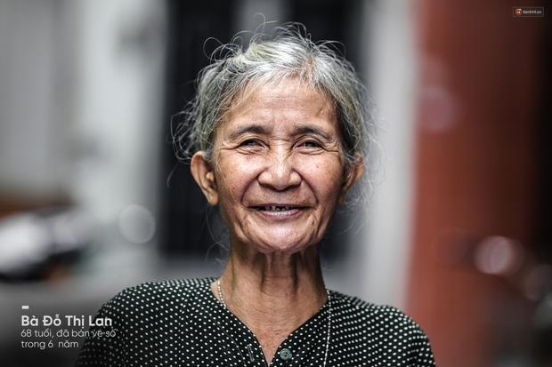 Người già bán vé số tại Sài Gòn: Những phận người bị bỏ quên - Ảnh 5.