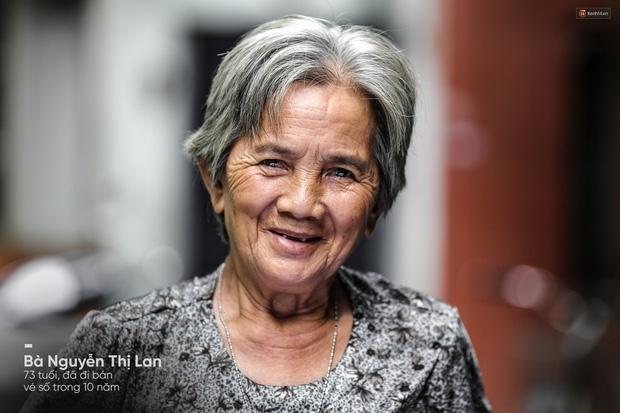 Người già bán vé số tại Sài Gòn: Những phận người bị bỏ quên - Ảnh 6.