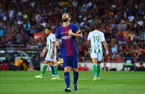 Nong Messi bat dau dam phan voi Man City hinh anh