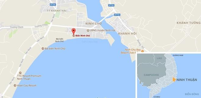 Tau hang chim, 21.000 lit dau co nguy co tran ra bien Ninh Thuan hinh anh 3