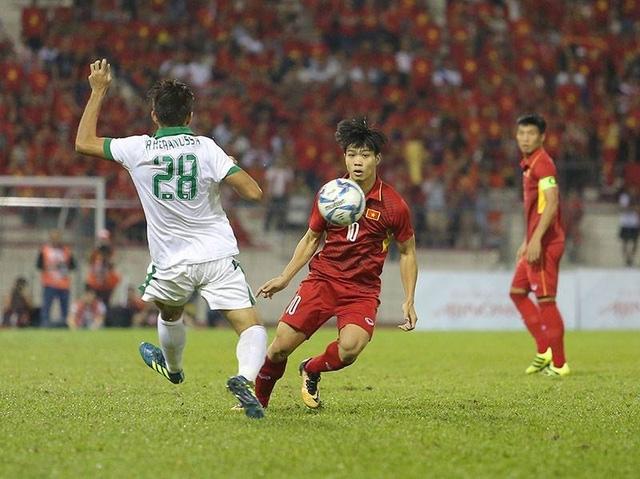 Công Phượng và đồng đội cần 1 điểm trước Thái Lan để giành vé bán kết
