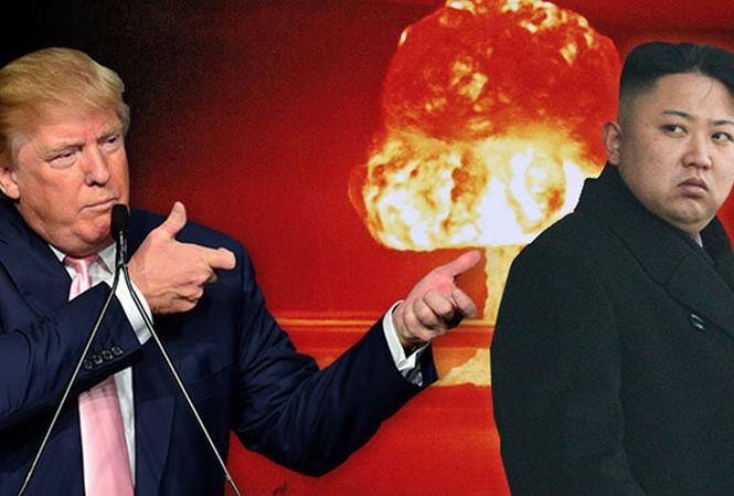 Vừa 'đăng đàn' khen Kim Jong-un, Trump lập tức bị Triều Tiên chế nhạo