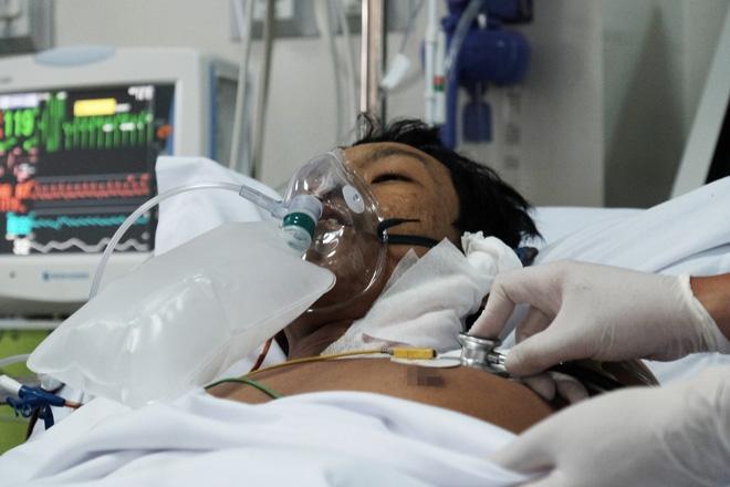 Vừa hết nghỉ thai sản, vợ nghẹn ngào khi con đau, chồng bất ngờ gặp bạo bệnh trên đường đi làm - Ảnh 2.