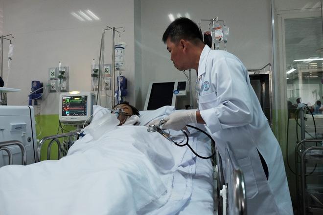 Vừa hết nghỉ thai sản, vợ nghẹn ngào khi con đau, chồng bất ngờ gặp bạo bệnh trên đường đi làm - Ảnh 3.