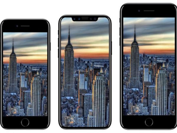 iPhone mới sẽ có bộ nhớ RAM khác nhau