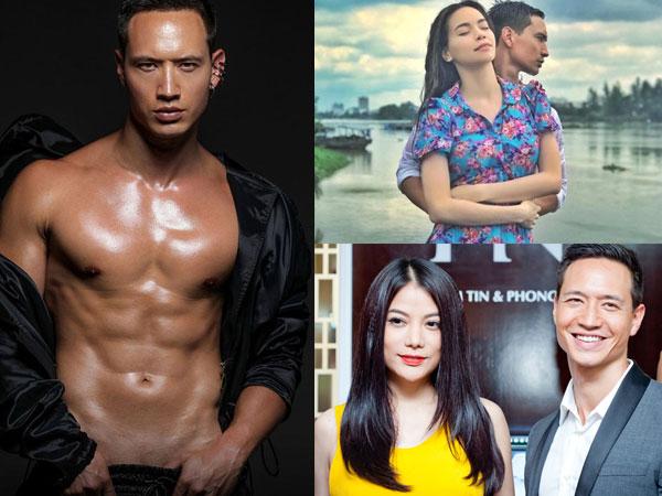 Kim Lý - Chàng diễn viên Việt kiều điển trai và 2 cuộc tình với