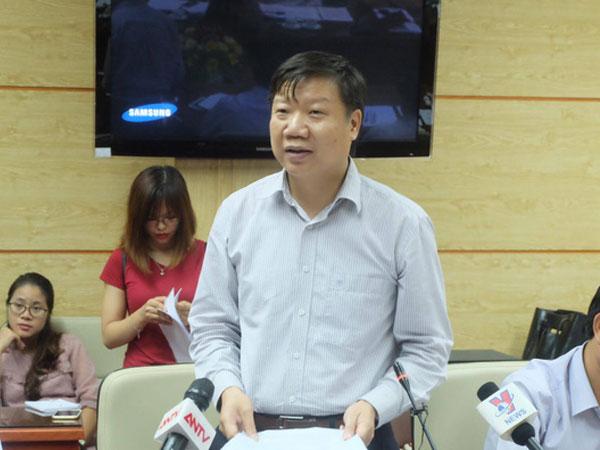 Phó viện trưởng viện Vệ sinh dịch tễ TƯ lên tiếng về việc