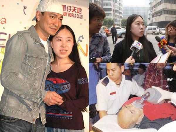 Sau khi gián tiếp hại chết cha, fan cuồng Lưu Đức Hoa dùng 10 năm
