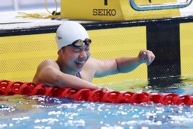Cập nhật SEA Games 29: Ánh Viên đoạt HCV 400m hỗn hợp và 50m ngửa nữ