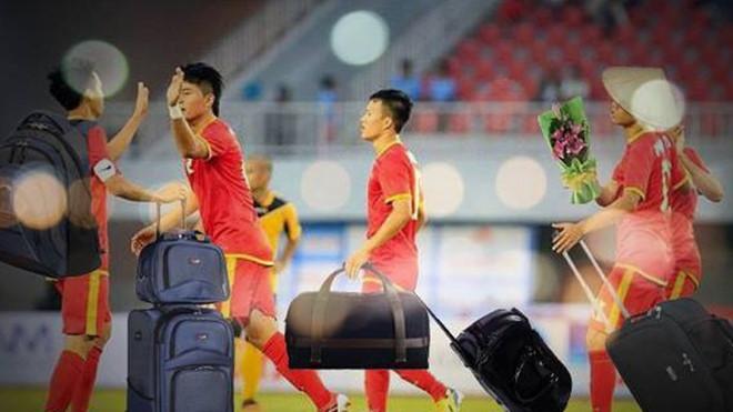 Dan mang 'tan cong' Cong Phuong, Minh Long sau tran thua U22 Thai Lan hinh anh 5