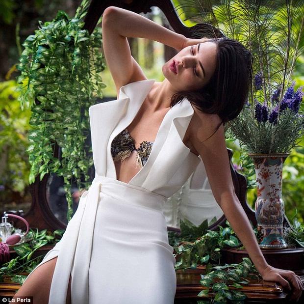Đẳng cấp nhan sắc của Kendall Jenner: Vừa sexy nóng bỏng, lại vừa thanh cao quý phái - Ảnh 3.