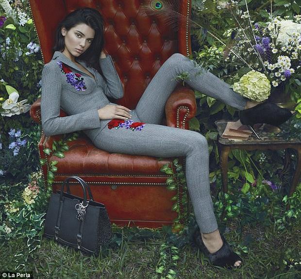 Đẳng cấp nhan sắc của Kendall Jenner: Vừa sexy nóng bỏng, lại vừa thanh cao quý phái - Ảnh 11.
