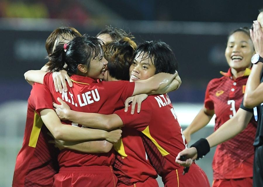 Phỏng vấn trực tuyến đội tuyển nữ Việt Nam