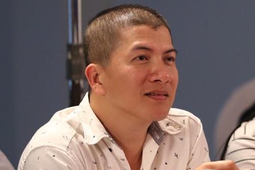 Nhạc sĩ Hoài An trong chương trình Thần tượng Âm nhạc nhí.