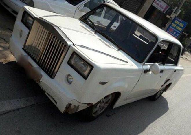 Rolls-Royce tu che cua nguoi Viet len bao Tay hinh anh 1