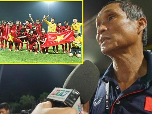 Bi hài: HLV ĐT nữ Việt Nam bị cắt HCV vì thắng... Malaysia quá đậm