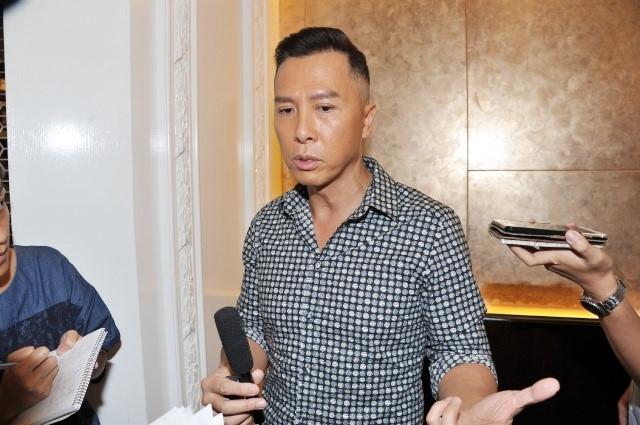 Chan Tu Dan: 'Toi bi noi tu mat Ly Lien Kiet, Thanh Long' hinh anh 1