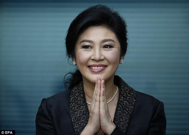 Cựu Thủ tướng Thái Lan Yingluck Shinawatra được cho là đã chạy sang Dubai để tránh bị luận tội. (Ảnh: EPA)