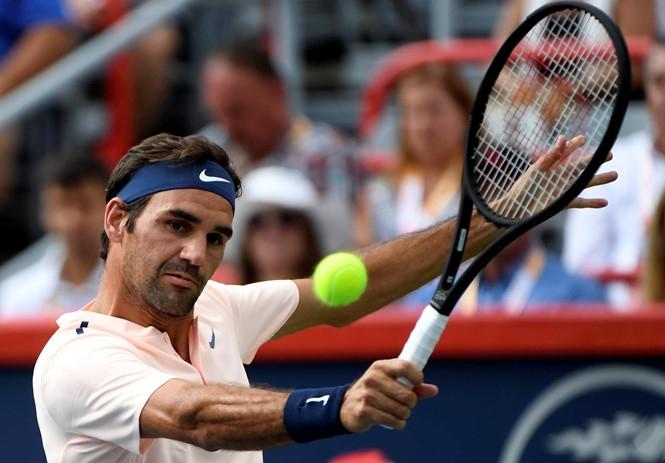 Federer rơi vào nhánh đấu được xem là khó khăn /// REUTERS