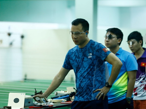 Hoang Xuan Vinh: Do la the thao, dau don lam, nhung phai doi mat thoi hinh anh 1