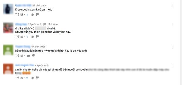 MV Xin đừng lặng im của Soobin Hoàng Sơn bị fan quay lưng, dislike hoàng loạt sau khi ra mắt - Ảnh 5.