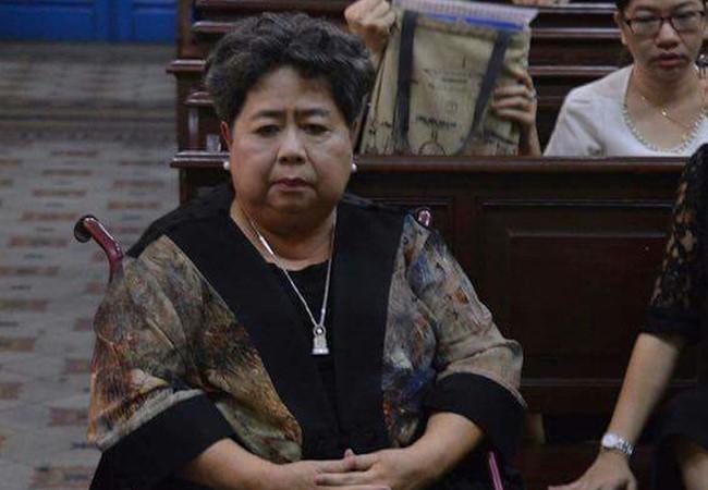 Kết quả hình ảnh cho Nữ đại gia Hứa Thị Phấn xin vắng mặt trong đại án OceanBank