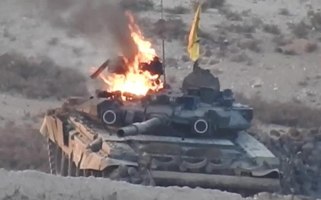 T-90 tại Syria trước nguy cơ bị thảm sát bởi vũ khí mới của IS - Ảnh 3.