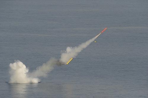 Tiết lộ uy lực vũ khí mạnh ngang ngửa tên lửa Tomahawk của Mỹ  - Ảnh 1.