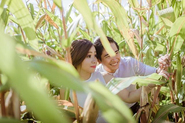 Học xong, Phương Vũ quyết định đi theo tiếng gọi của con tim vào TP HCM lập nghiệp. Thời gian này, Thanh Huy luôn bên cạnh, động viên người yêu vượt qua khó khăn.
