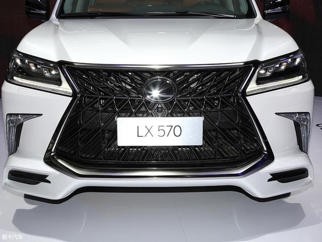 Chuyên cơ mặt đất Lexus LX570 Superior chính thức ra mắt châu Á, giá từ 5 tỷ Đồng - Ảnh 2.