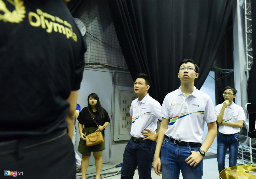 Khoanh khac dang quang Olympia cua 'Cau be Google' hinh anh 1