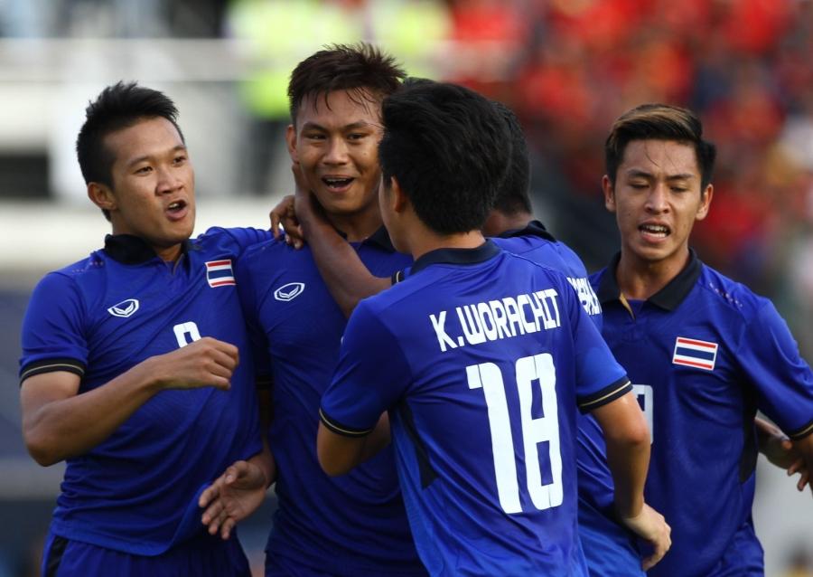 U22 Thái Lan, u22 Việt Nam, U22 Myanmar, Bóng đá SEA Games 29
