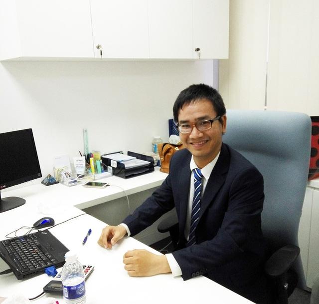 Ông Nguyễn Anh Toàn cho rằng không nên cấp phép cho tiền ảo lúc này