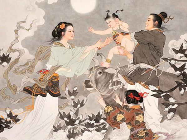 Có thể bạn chưa biết, hôm nay là ngày tình nhân của châu Á - Lễ Thất Tịch 07/07 âm